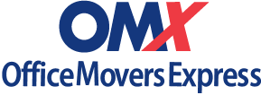 Office Movers Express Logo