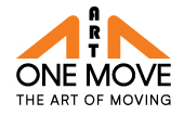 One Move Movers Logo