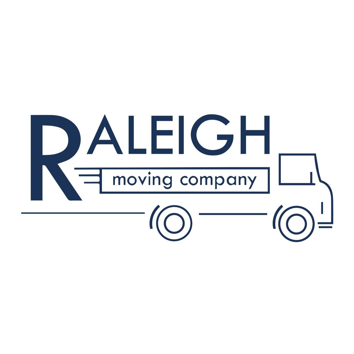 Raleigh Moving Company Logo