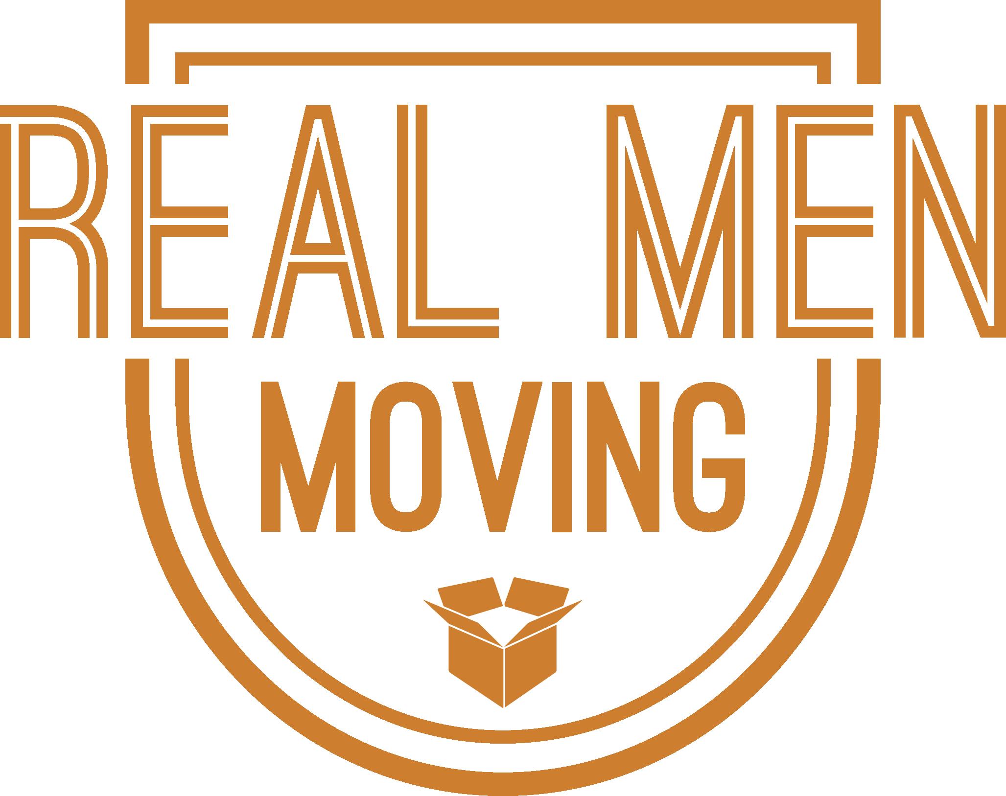 Real Men Moving LLC Logo