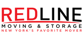 Redline Moving Inc.- NYC Movers Logo