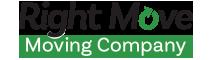 Right Move Moving Company Logo