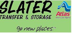 Slater Transfer & Storage Atlas Van Lines – Nevada Logo