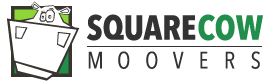 Square Cow Movers South Austin Logo