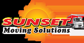 Sunset Moving Solutions, Inc. Logo