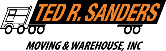 Ted R. Sanders Moving and Warehouse, Inc. Logo
