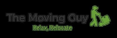 The Moving Guy, LLC Logo