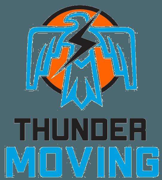Thunder Moving Logo