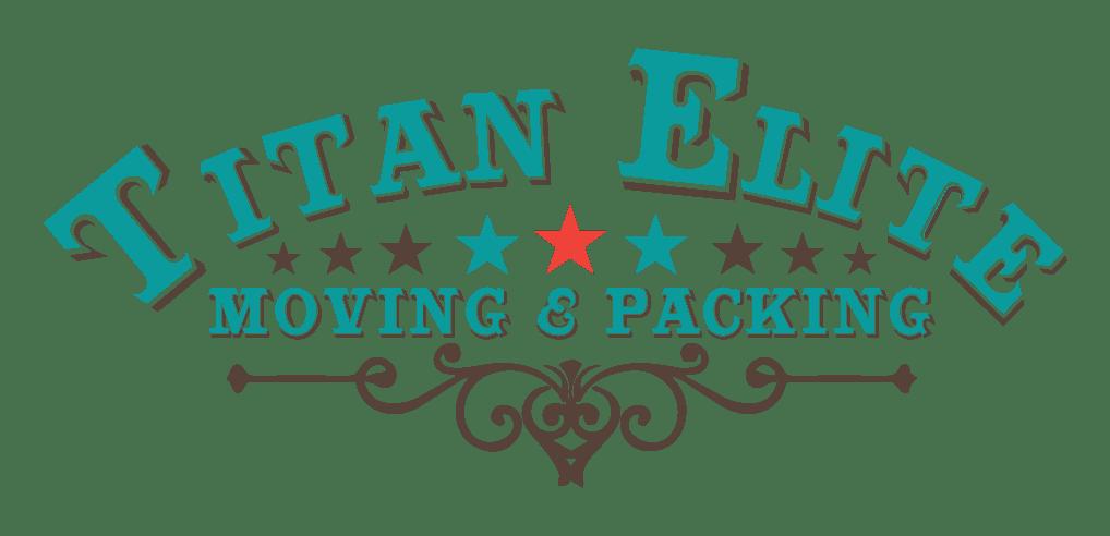 Titan Elite Moving & Packing Logo