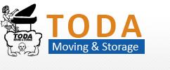 Toda moving and Storage inc. Logo