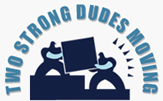 Two Strong Dudes Moving – Huntersville, NC Logo