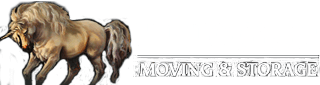 Unicorn Moving & Storage Logo