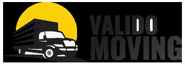 Valido Moving Logo