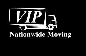 VIP Moving Company Logo