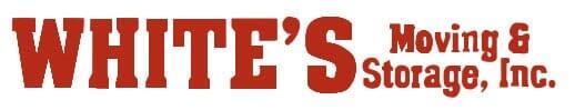 White's Moving and Storage Inc Logo