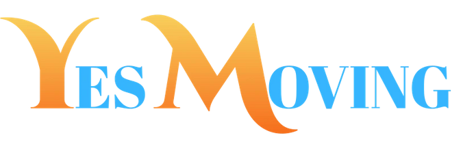 Yes Moving Logo