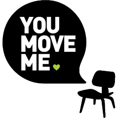 You Move Me Charlotte Logo