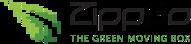 ZippGo Moving Boxes Logo