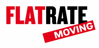 FlatRate Moving Logo